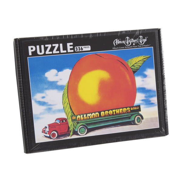 Allman Brothers Band Eat a Peach Truck 336 Piece Puzzle