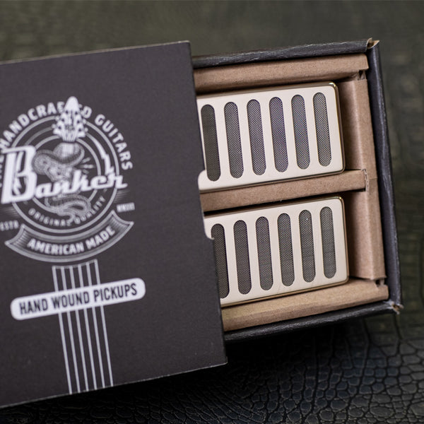 Banker Hand Wound Pickups - Radiator
