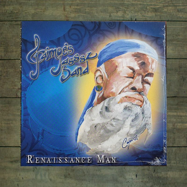Jaimoe's Jasssz Band ‎Renaissance Man CD