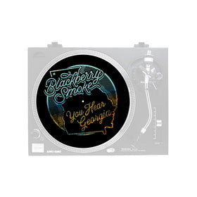 You Hear Georgia Turntable Slipmat