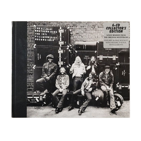 The Allman Brothers 1971 Fillmore East Recordings [6 CD Set]