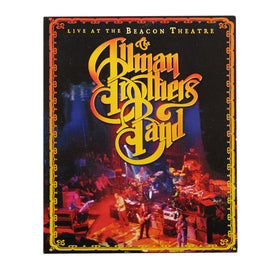 The Allman Brothers Band: Live at Beacon Theatre DVD