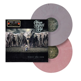 The Allman Brothers Band Hittin' The Note 2LP (Ivory & Elephant Colored Vinyl)