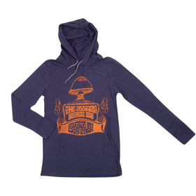 The Allman Brothers Band Lightweight Long-Sleeve Hooded T-Shirt