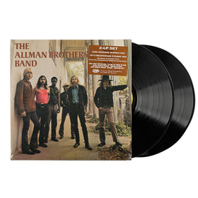 The Allman Brothers Band Remastered From Original Analog Tapes-  (180g Vinyl 2LP)