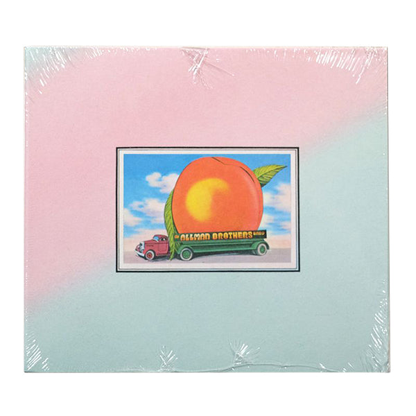 The Allman Brothers Eat A Peach Deluxe 2 CD