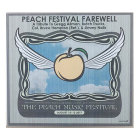 The Allman Brothers Peach Festival Farewell