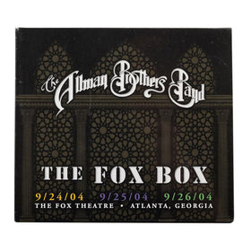 The Allman Brothers The Fox Box CD Box Set