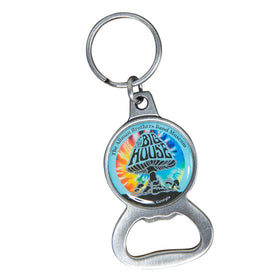 The Big House Museum Key Chain/ Bottle Opener