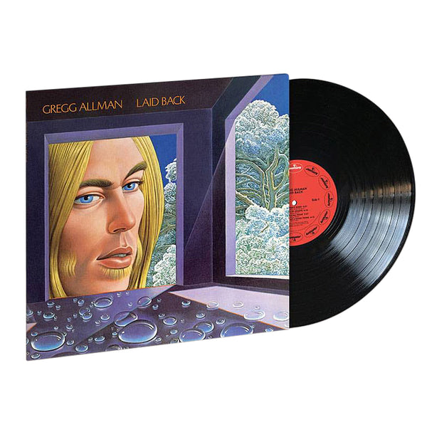 THE GREGG ALLMAN Laid Back 180G LP (Newly Remastered)