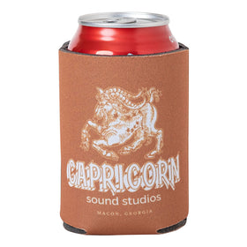 Capricorn Studios Can Cooler Brown