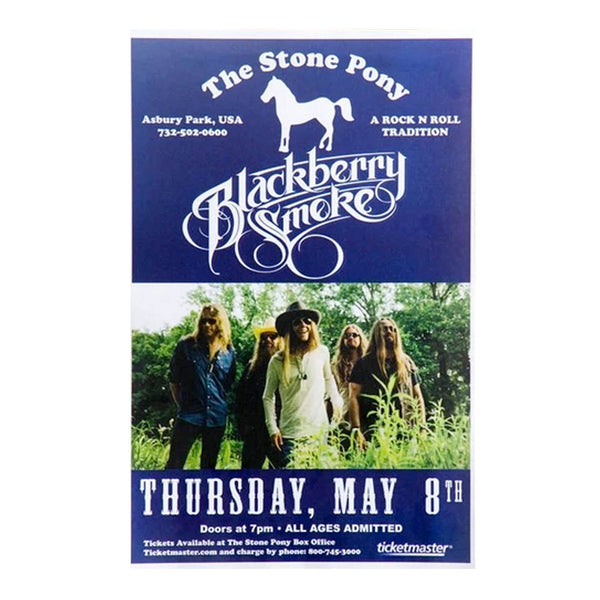 Stone Pony Asbury Band Photo - D16