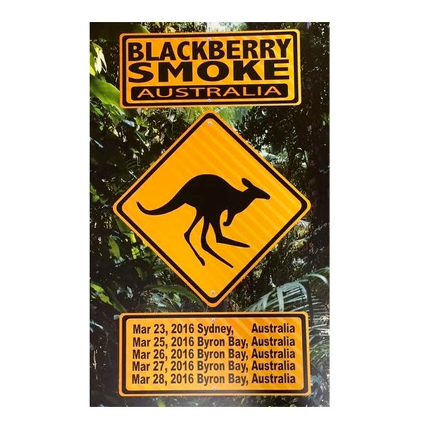 Blackberry Smoke® Down Under - D17
