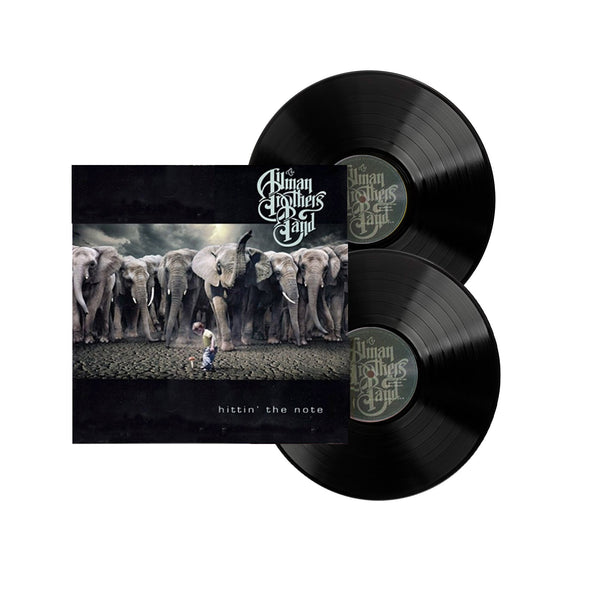 Allman Brothers Band Hittin' The Note 2LP
