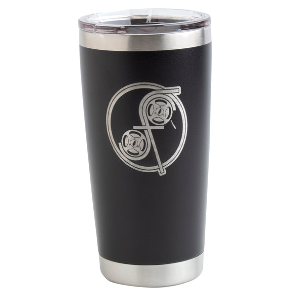 OSF STAINLESS STEEL Etched Logo TUMBLER
