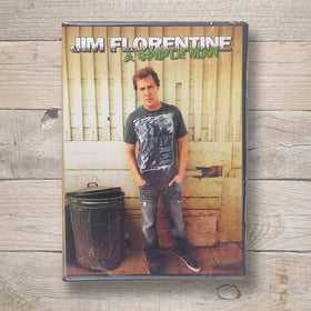 Jim Florentine A simple man DVD