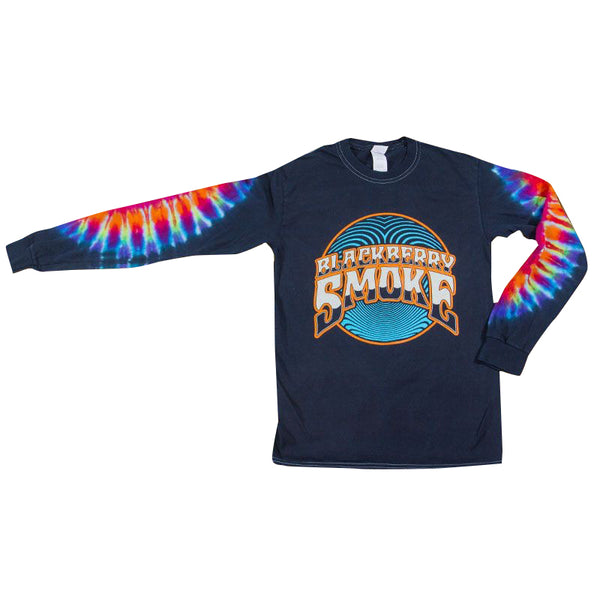 TRIP TEE LONG SLEEVE Tie Dye