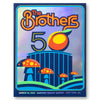 The Brothers 50 - Madison Square Garden Rainbow FOIL