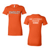 OSF Womens Collegiate tee