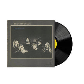 Allman Brothers Band Idlewild South LP
