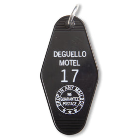 Roger Alan Wade Hotel Key Chain