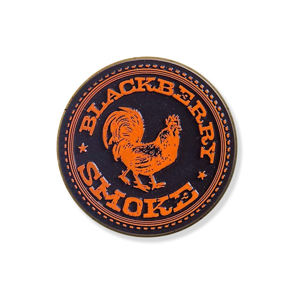 RUBBER ROOSTER REFRIGERATOR MAGNET
