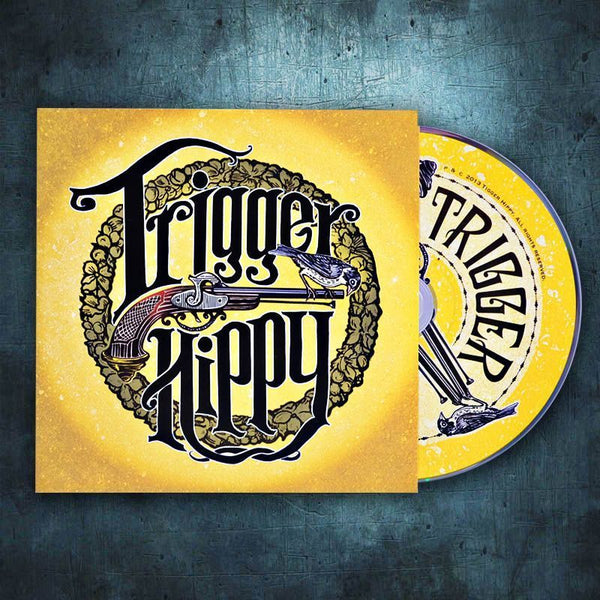 TRIGGER HIPPY CD EP