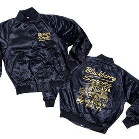 WORLD TOUR SATIN JACKET