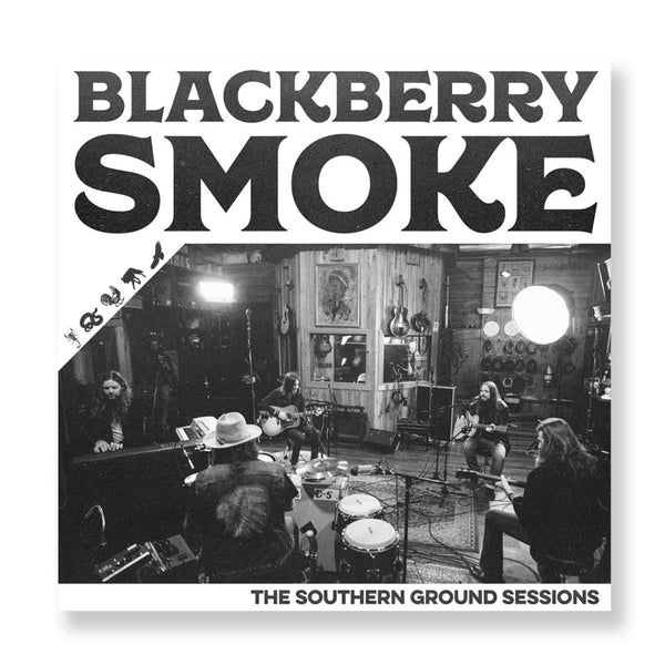 THE SOUTHERN GROUND SESSIONS ACOUSTIC EP CD