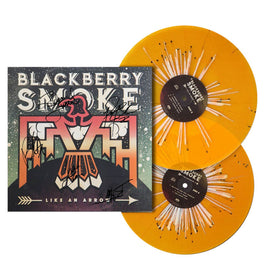 SIGNED LIKE AN ARROW LIMITED EDITION SPLATTER VINYL