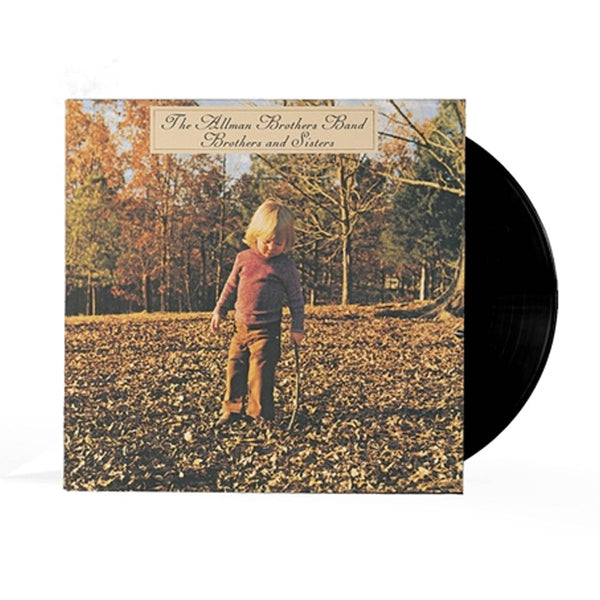 THE ALLMAN BROTHERS BAND BROTHERS AND SISTERS Vinyl
