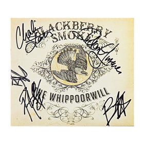 SIGNED THE WHIPPOORWILL CD