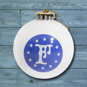 CRB Freak Flag Christmas Ornament