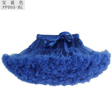 Load image into Gallery viewer, 1-10Y Girls Tutu Skirt Ballerina Pettiskirt Layer Fluffy Children Ballet Skirts For Party Dance Princess Girl Tulle Miniskirt