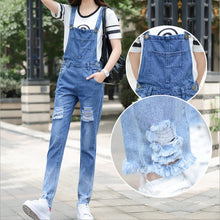 Load image into Gallery viewer, 2020 new style fashion woman solid jean  1140