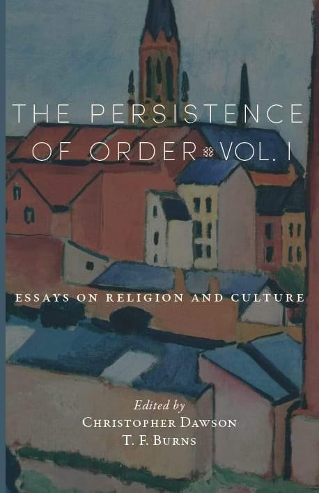 The Persistence of Order, Vol. I