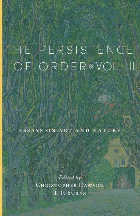 The Persistence of Order, Vol. III - ClunyMedia