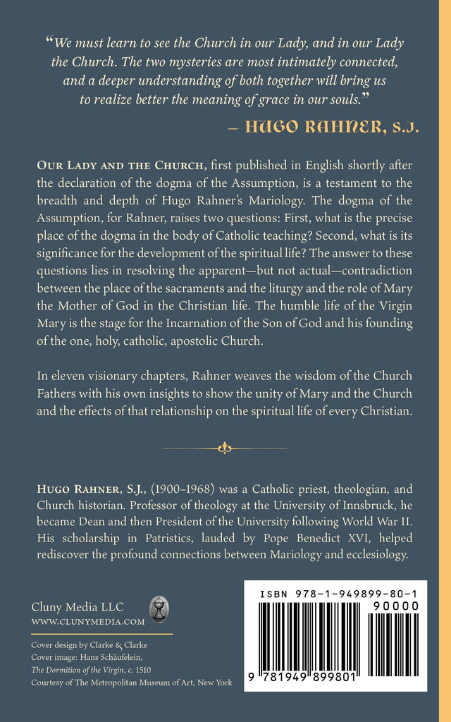 Our Lady and the Church - ClunyMedia