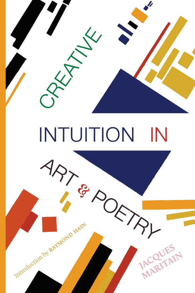 Creative Intuition in Art & Poetry - ClunyMedia