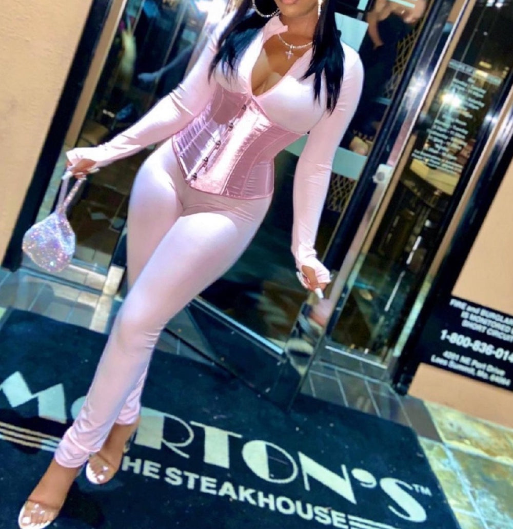 Pink 2 pieces