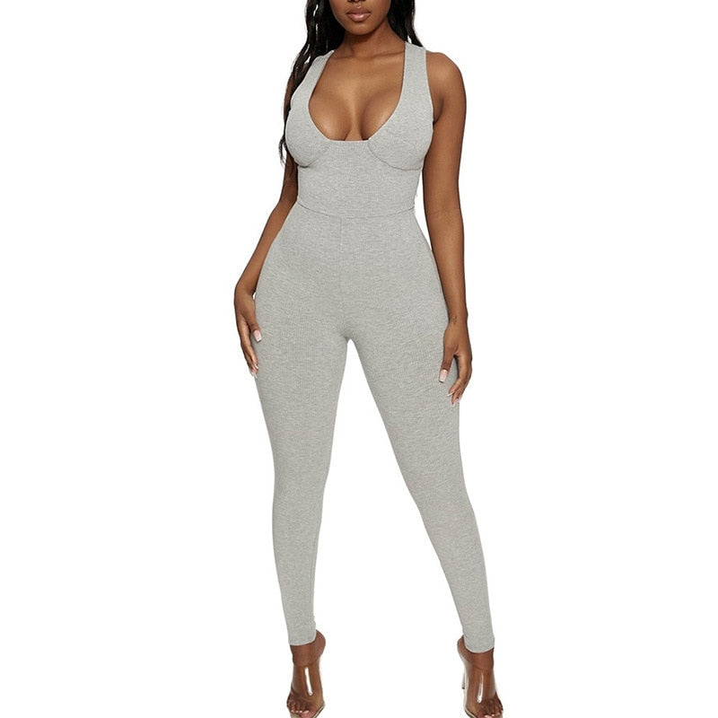 Sleek Jumpsuit