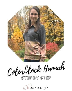 Hannah Color Block Hack