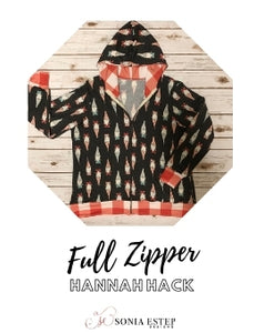 Full zip Hannah hack