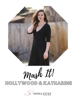 Mash It! Hollywood & Katharine.