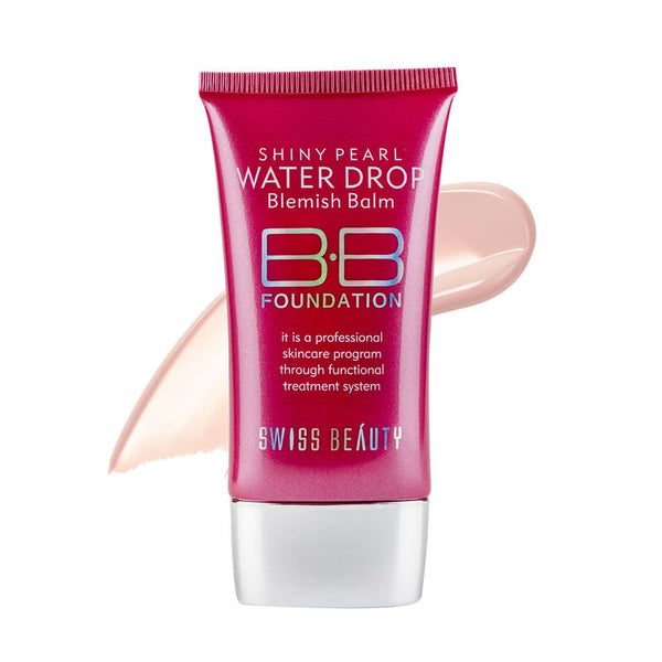 Swiss Beauty Shiny Pearl Water Drop Blemish Balm BB Foundation