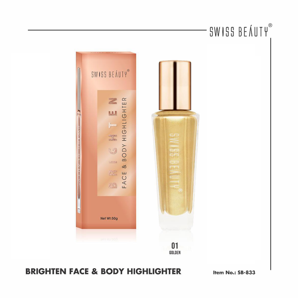 Swiss Beauty Brighten Face & Body Highlighter