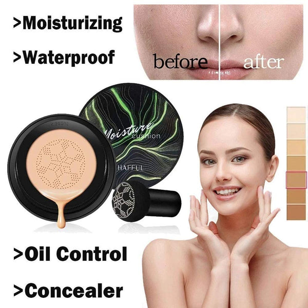 Sunisa Air Cushion CC Cream Foundation