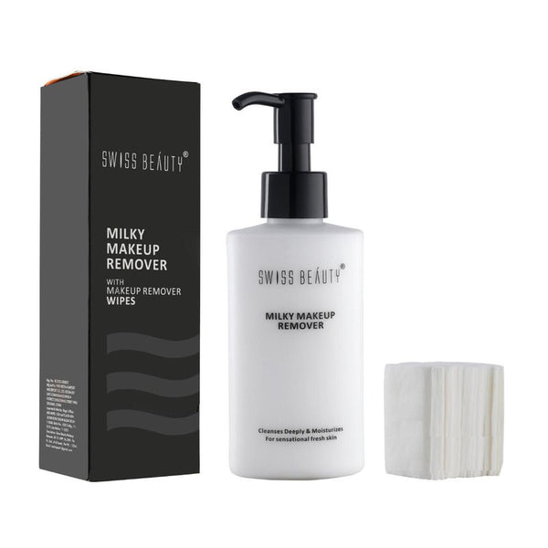 Swiss Beauty Milky Make Up Remover