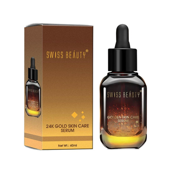 Swiss Beauty 24 K Gold Skin Care Serum 40Ml