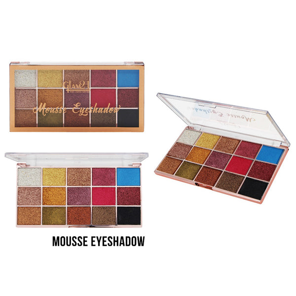 Glam21 Mousse Eyeshadow Palette